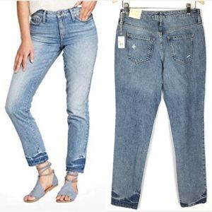 NWT Universal thread High rise mom jeans